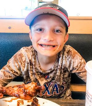 Connor's 12th Birthday Smile Fund